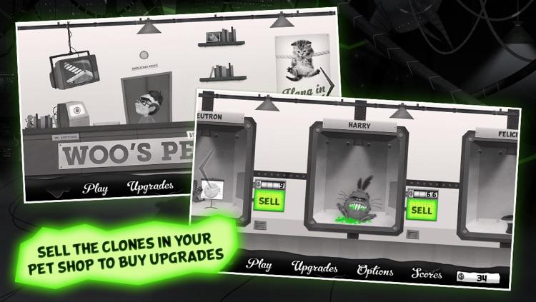 Dr. Woo's Twisted Clone Shop screenshot-4