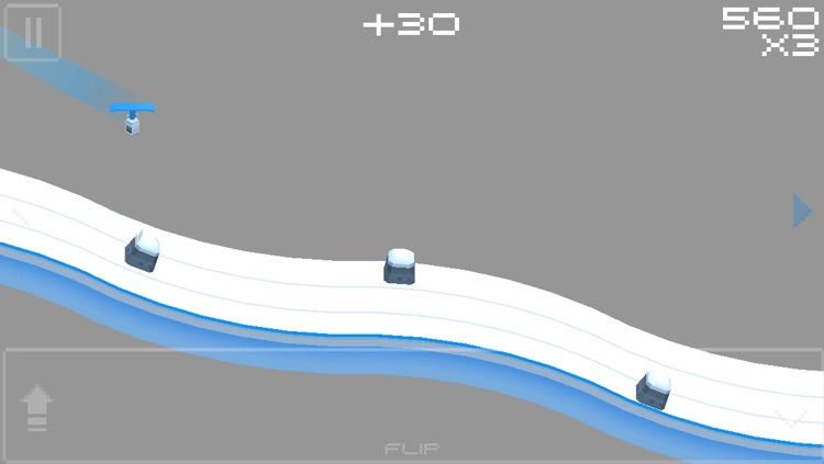 Cubed Snowboarding screenshot-4