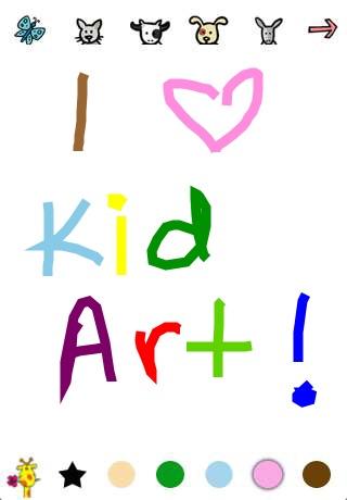 Kid Art screenshot-4