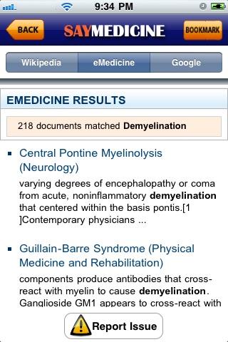 SayMedicine Medical Pronunciation screenshot-3