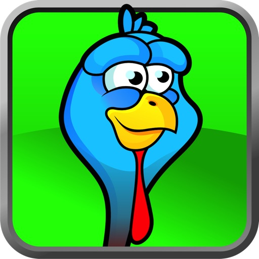 Turkey Birds Run : Free Thanksgiving Running Game