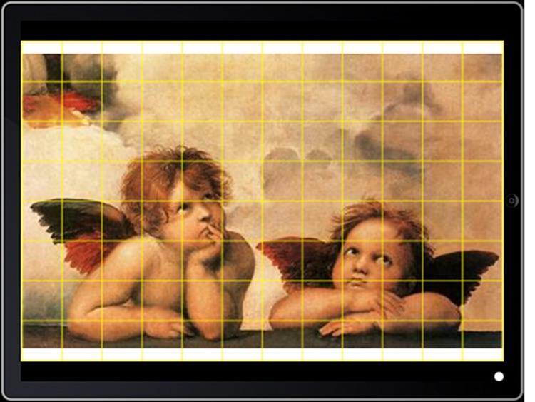 Artists Grid Tool HD