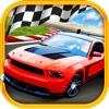 キッズ&ティーンプロのための高速ナイトロスピードゲームで3Dストリート·レースドライビングシミュレータバトル