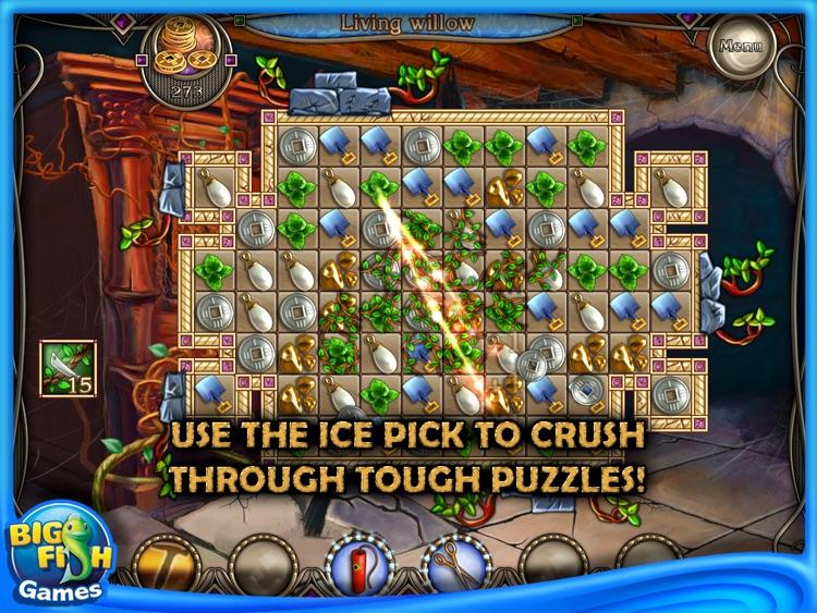 Cave Quest HD screenshot-3