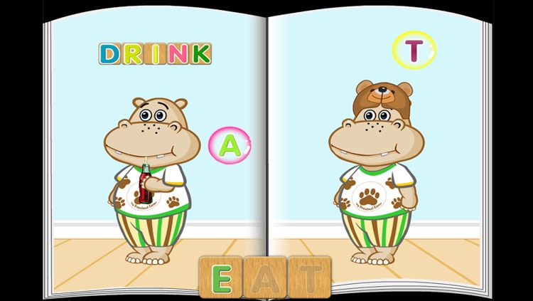 Animated Verb: First Words FREE screenshot-3