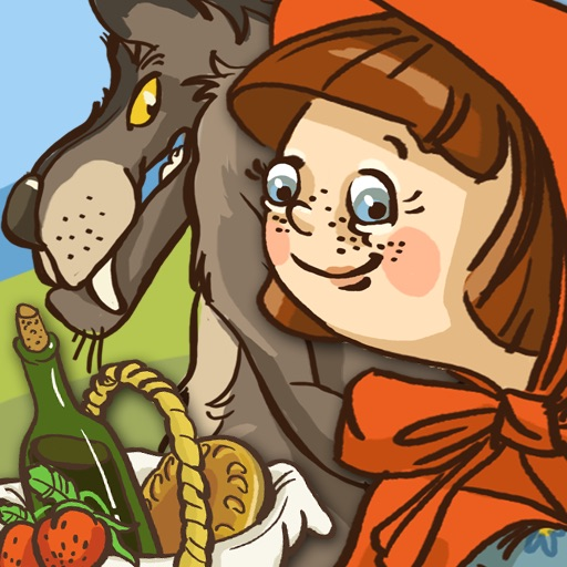 The Story Of Little Red Riding Hood BooksAlive