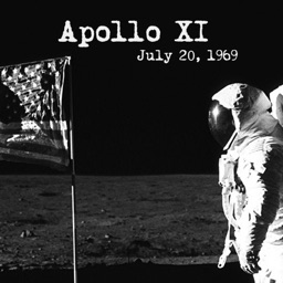 Apollo XI, July 20 1969