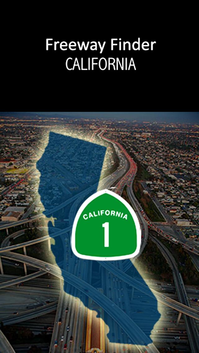 Freeway Finder screenshot one