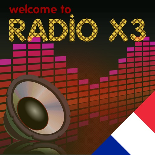 Les Radios de France - X3 France Radio icon