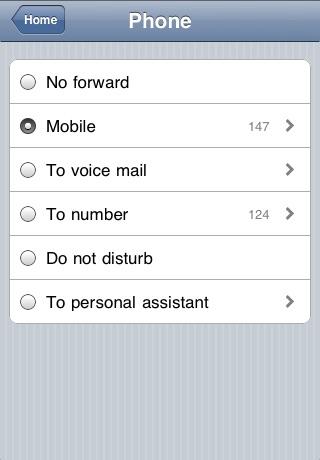 Screenshot of Multimodal Communication Companion