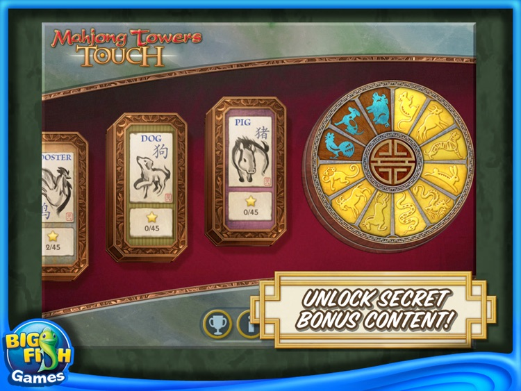 Mahjong Towers Touch HD screenshot-4