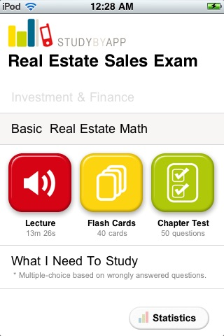 Real Estate Exam Prep screenshot-0