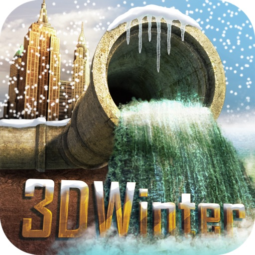 PipeRoll 3D New York Winter