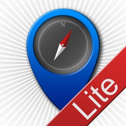 GPS Compass Lite - Find your places