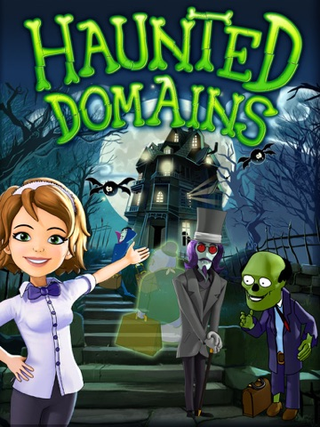 Screenshot #4 pour Haunted Domains HD