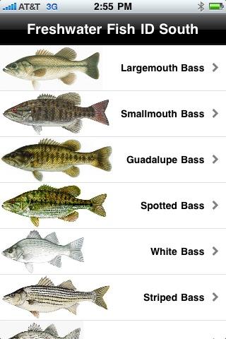 Freshwater Fish ID South screenshot-4