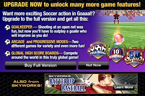 Goaaal!™ Soccer TARGET PRACTICE – The Classic Kicking Game in 3D screenshot-4