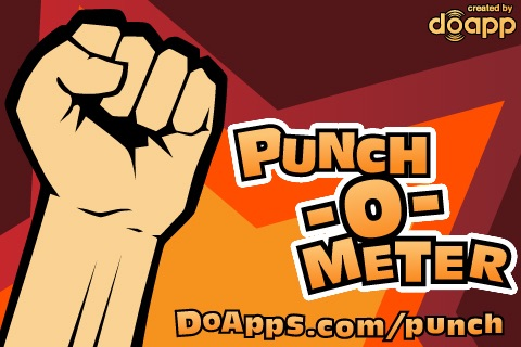 Punch-O-Meter screenshot-1