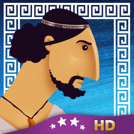 The Odyssey HD - Children's Story Book