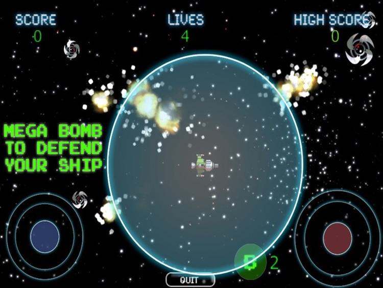Geomatrix Space Wars HD FREE