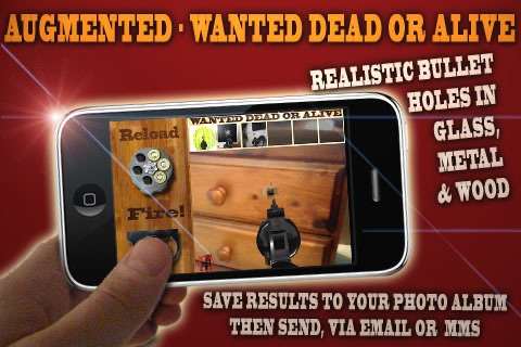 Augmented - Wanted Dead or Alive - First Person Shooter screenshot-2