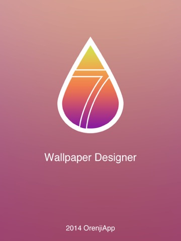 Wallpaper Designer Design Wallpaper For Ios 7 Blur And