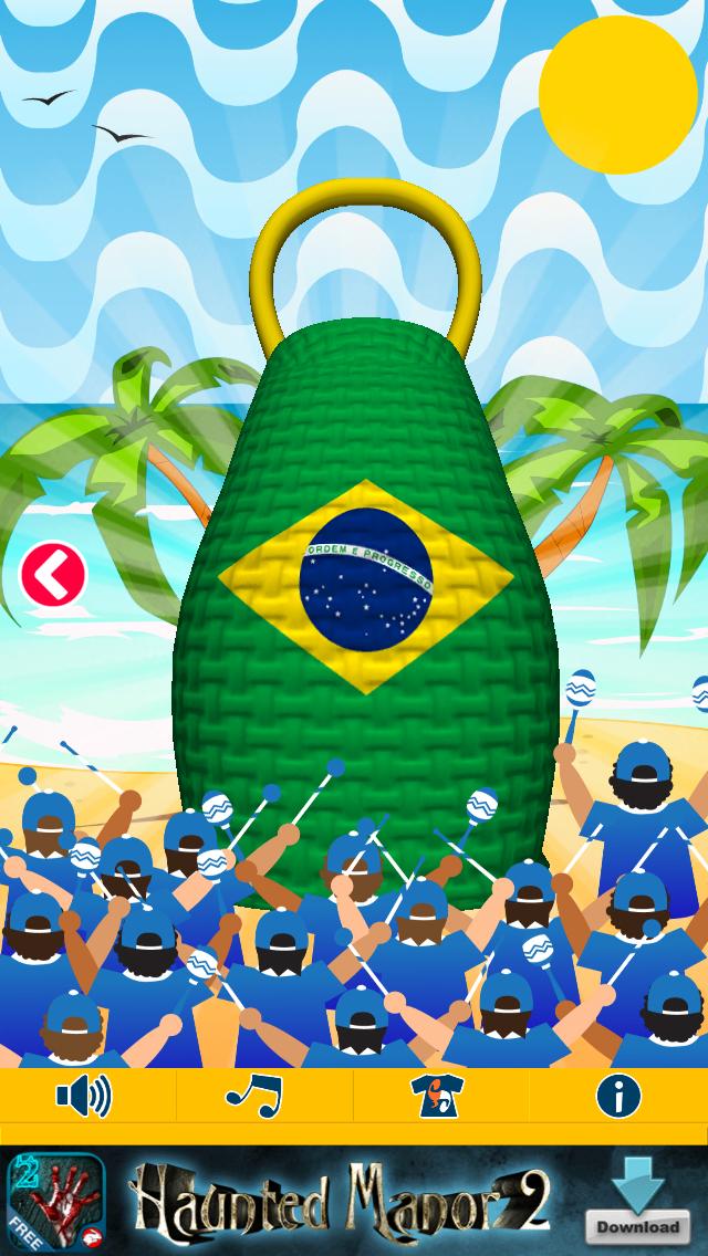 Caxi & Roll - The New 2014 Vuvuzela (Caxirola) Screenshot