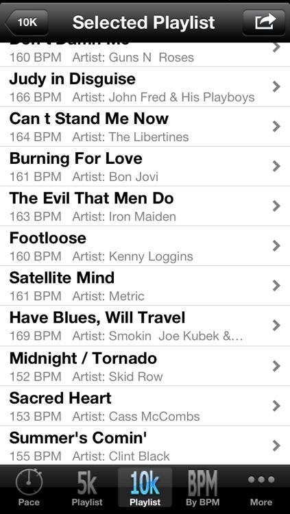 Running Music Playlists Free