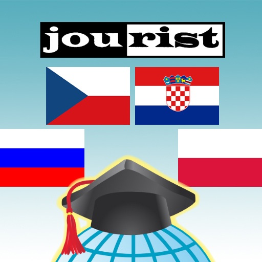 Jourist Δημιουργό Λεξιλογίου. Νότια και Ανατολι...