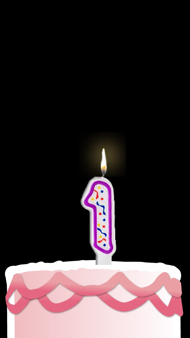 Happy Birthday Blow Out Your Candles By Olivier Robe IOS United States