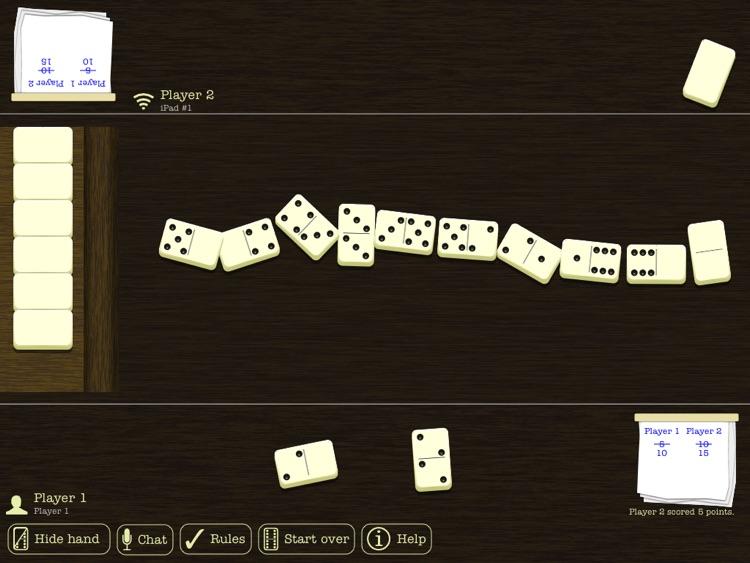 Family Dominoes Free screenshot-3