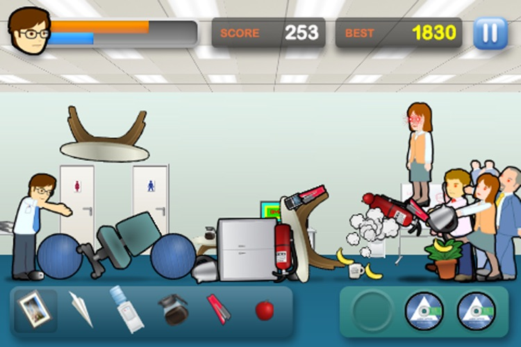 Office Chaos screenshot-3