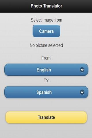 Photo Translator Proのおすすめ画像1