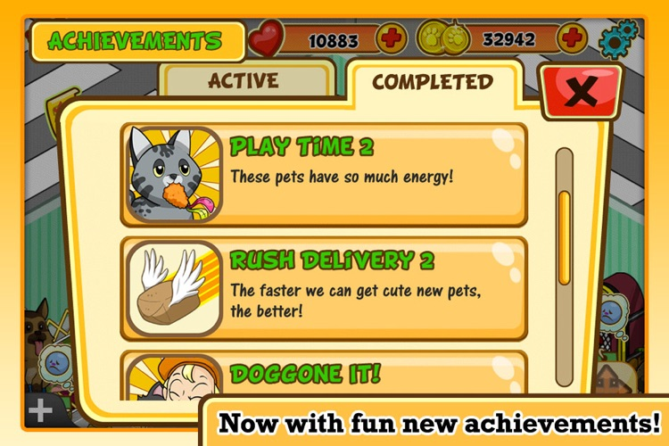 DinerTown Pets screenshot-4