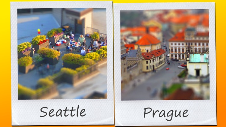 Miniatures Pro: Tilt-Shift Time-Lapse Videos