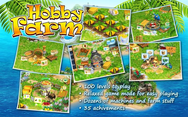 Hobby Farm Screenshot
