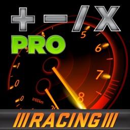 3D Math Racing PRO - A Fast Fun Math Facts Game