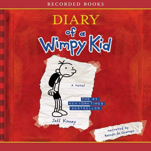 Diary of a Wimpy Kid (Audiobook)