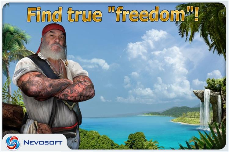 Pirate Adventures 2 Lite: hidden object treasure hunt screenshot-4