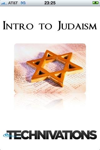 Intro to Judaism screenshot-3