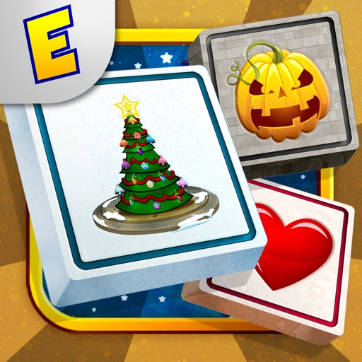 Holiday Mahjong Deluxe icon