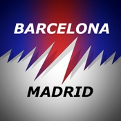 Barcelona vs Madrid