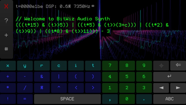 BitWiz Audio Synth screenshot-0