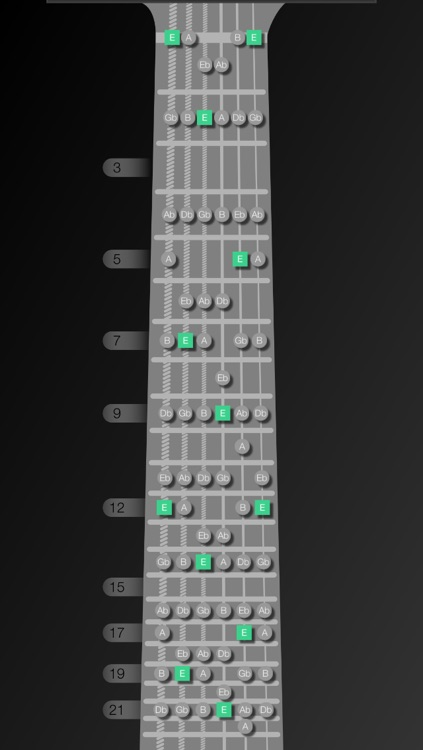 GuitarScales screenshot-3