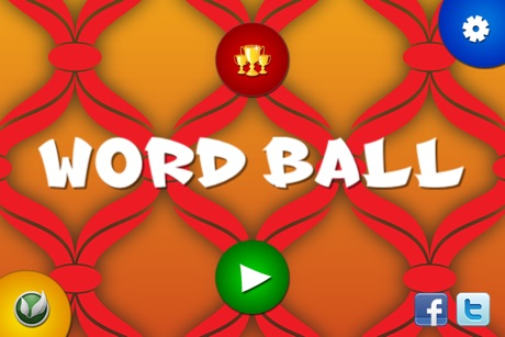 Word Ball Free – A Fun Word Game and App for All Ages by Continuous Integration Apps
