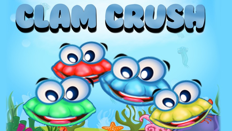 Tiny Monster Clam Crush Heroes – A Free Poppers Chain Reaction Puzzle Game