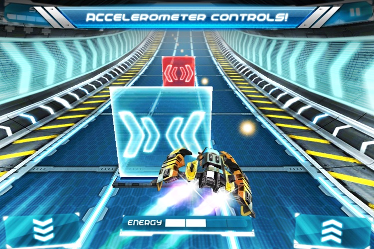 Ion Racer screenshot-0