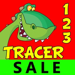 123 Tracer - A comprehensive 6 in 1 numbers app with addition and subtraction - HD
