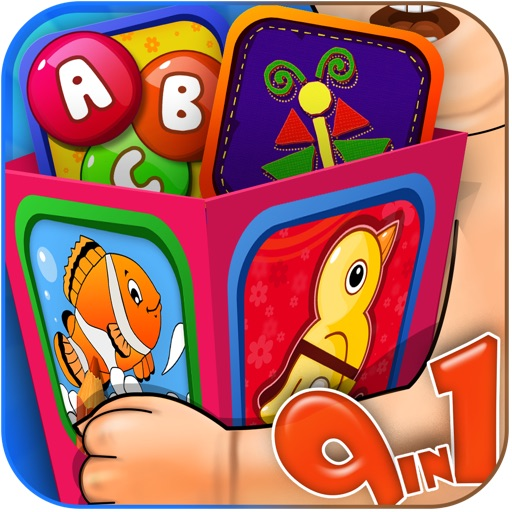 9-In-1: Little Genius Kids HD Pro