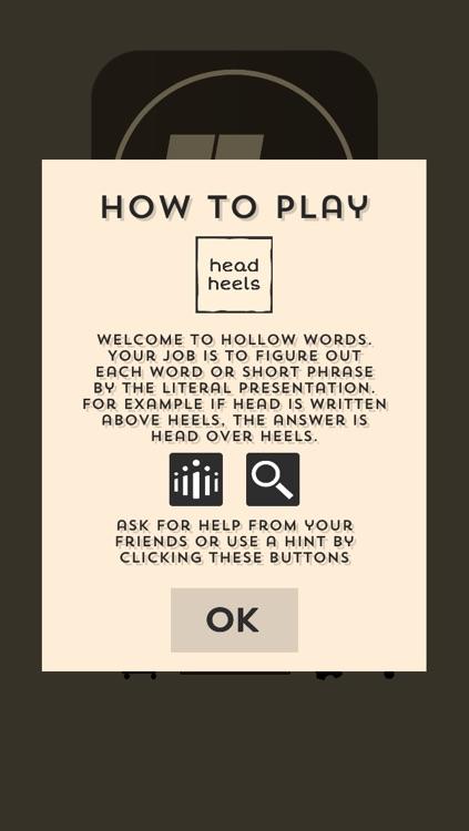 Hollow Words screenshot-3
